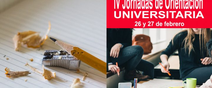 III Jornadas de Orientación universitaria