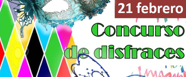 Concurso de disfraces de Carnaval